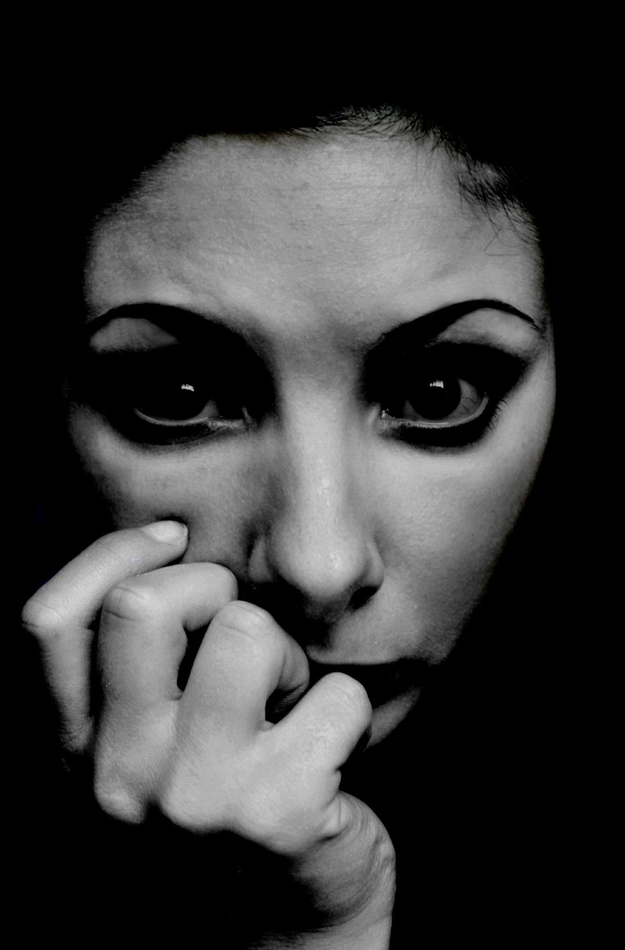 anxiété femme
